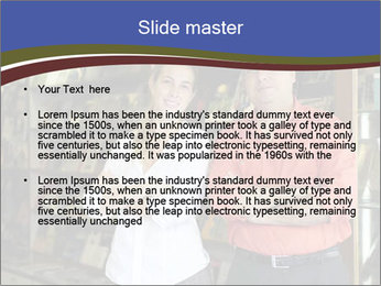 Proud family business partners PowerPoint Templates - Slide 2