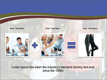 Proud family business partners PowerPoint Templates - Slide 22