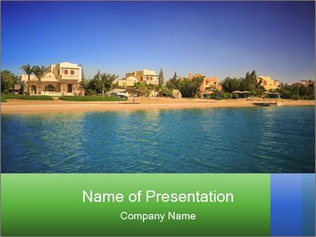 Villa PowerPoint Template
