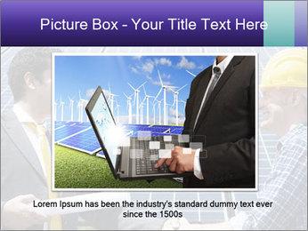 Male engineer PowerPoint Templates - Slide 16