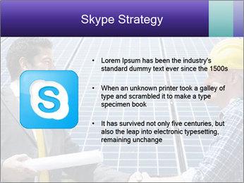 Male engineer PowerPoint Templates - Slide 8