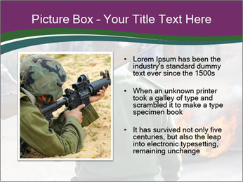 Guard PowerPoint Templates - Slide 13