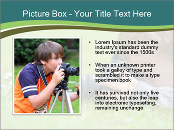Young boy PowerPoint Templates - Slide 13