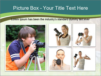 Young boy PowerPoint Templates - Slide 19