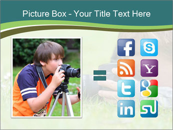 Young boy PowerPoint Templates - Slide 21