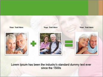 Senior Woman With Adult Daughter PowerPoint Template - Slide 22