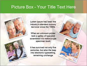 Senior Woman With Adult Daughter PowerPoint Template - Slide 24
