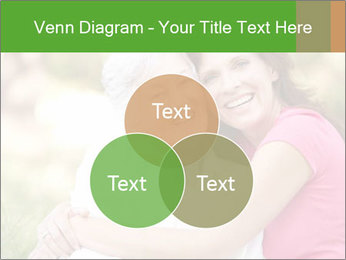 Senior Woman With Adult Daughter PowerPoint Template - Slide 33