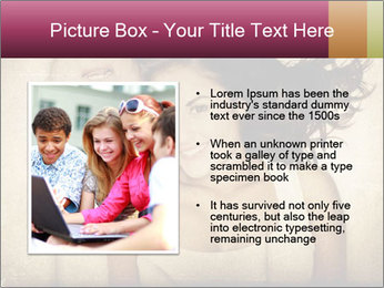 0000086987 PowerPoint Template - Slide 13