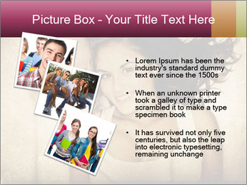 Adult friends PowerPoint Templates - Slide 17