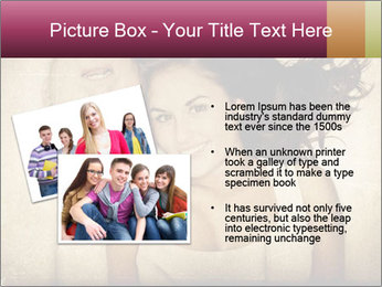 Adult friends PowerPoint Templates - Slide 20