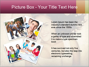 Adult friends PowerPoint Templates - Slide 23