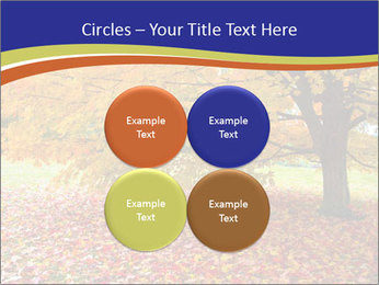 Fall leaves trees PowerPoint Templates - Slide 38