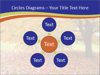 Fall leaves trees PowerPoint Templates - Slide 78