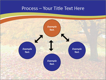 Fall leaves trees PowerPoint Templates - Slide 91
