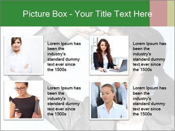 0000086990 PowerPoint Template - Slide 14