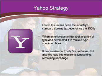 Team of young businesswoman PowerPoint Templates - Slide 11