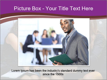 Team of young businesswoman PowerPoint Templates - Slide 15