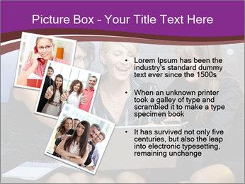 0000086992 PowerPoint Template - Slide 17