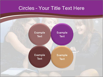 Team of young businesswoman PowerPoint Templates - Slide 38