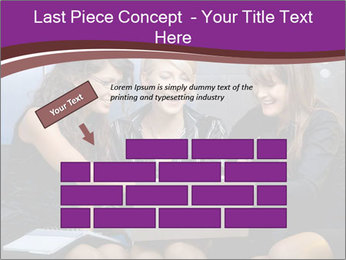 Team of young businesswoman PowerPoint Templates - Slide 46