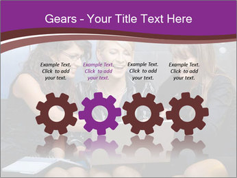 Team of young businesswoman PowerPoint Templates - Slide 48