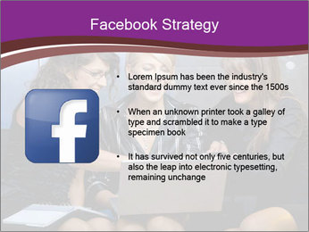 Team of young businesswoman PowerPoint Templates - Slide 6