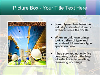 Workers PowerPoint Templates - Slide 13