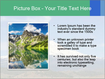Mount in Northern California PowerPoint Template - Slide 13