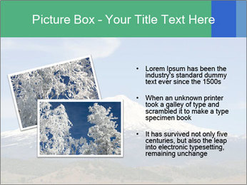 Mount in Northern California PowerPoint Template - Slide 20