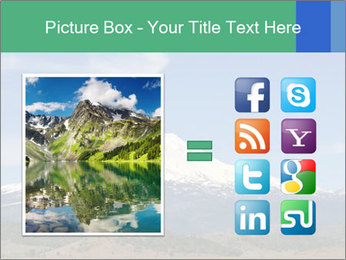 Mount in Northern California PowerPoint Template - Slide 21