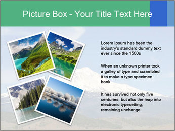 Mount in Northern California PowerPoint Template - Slide 23