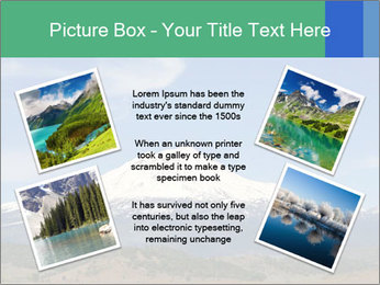 Mount in Northern California PowerPoint Template - Slide 24