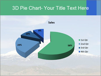 Mount in Northern California PowerPoint Template - Slide 35