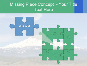 Mount in Northern California PowerPoint Template - Slide 45