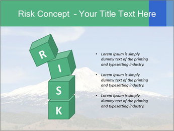 Mount in Northern California PowerPoint Template - Slide 81