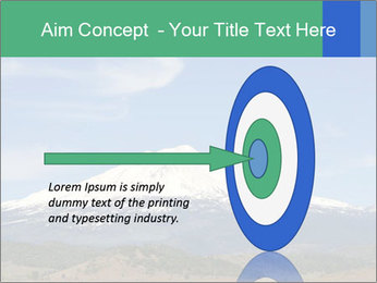 Mount in Northern California PowerPoint Template - Slide 83