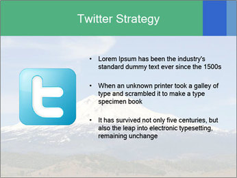 Mount in Northern California PowerPoint Template - Slide 9