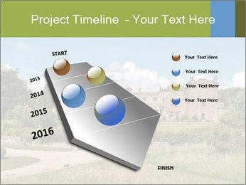 Muncaster Castle PowerPoint Templates - Slide 26