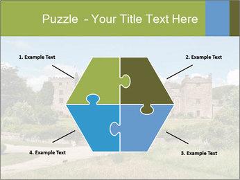Muncaster Castle PowerPoint Template - Slide 40