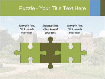 Muncaster Castle PowerPoint Templates - Slide 42