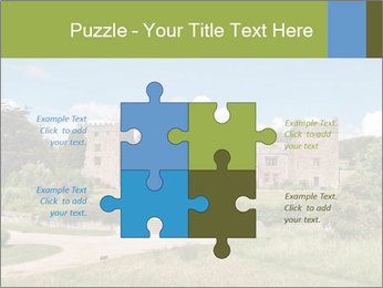 Muncaster Castle PowerPoint Template - Slide 43