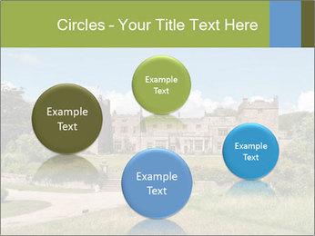 Muncaster Castle PowerPoint Template - Slide 77