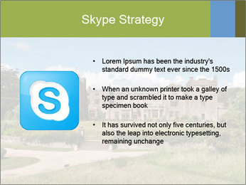 Muncaster Castle PowerPoint Template - Slide 8