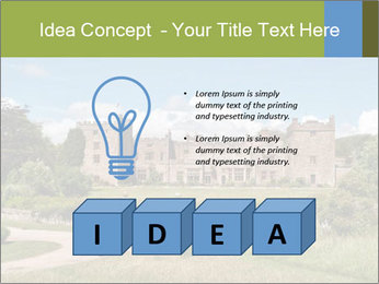 Muncaster Castle PowerPoint Templates - Slide 80
