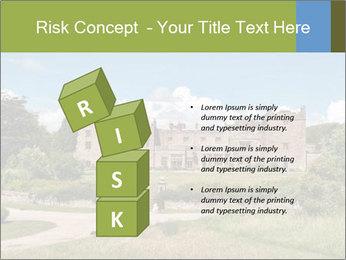 Muncaster Castle PowerPoint Template - Slide 81