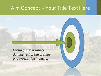 Muncaster Castle PowerPoint Template - Slide 83