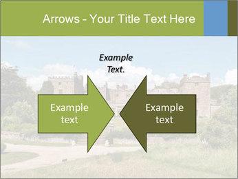 Muncaster Castle PowerPoint Template - Slide 90
