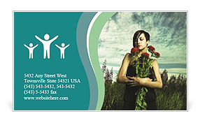 0000087004 Business Card Template