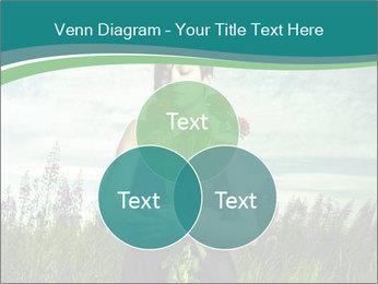 Romantic girl PowerPoint Templates - Slide 33